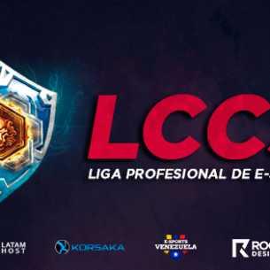 Liga Profesional de League of Legends CCS